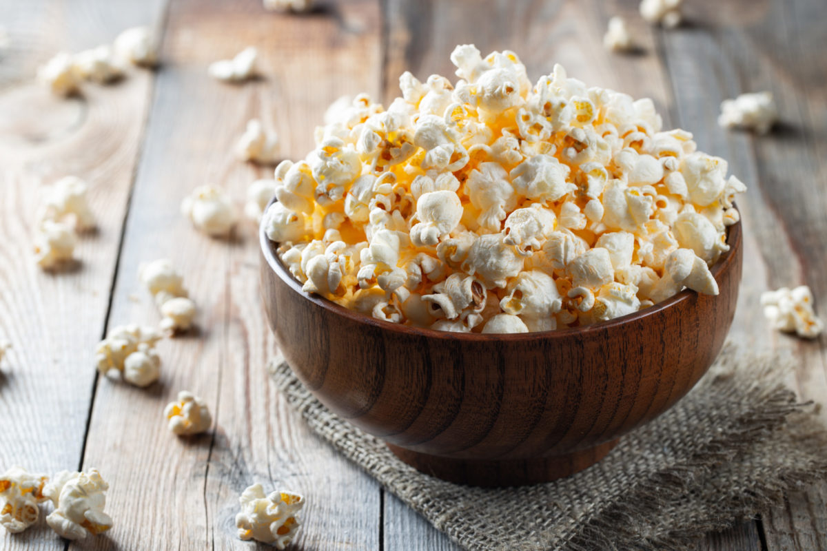 Can you make popcorn in an Air Fryer?